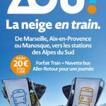 Train des neiges 2020
