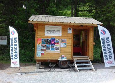 Bureau d'information Touristique de CREVOUX